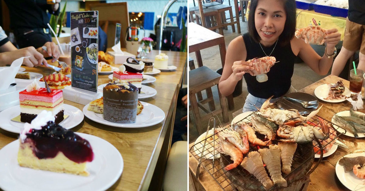 Eat non-stop in Bangkok: 16 Ultimate all-you-can-eat buffets under $12 (400 Baht)