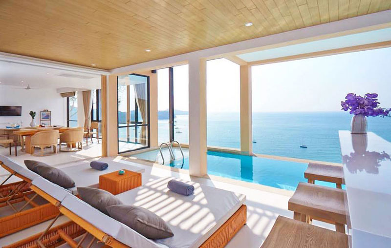 11 Affordable Private Infinity Pool Suites And Villas In