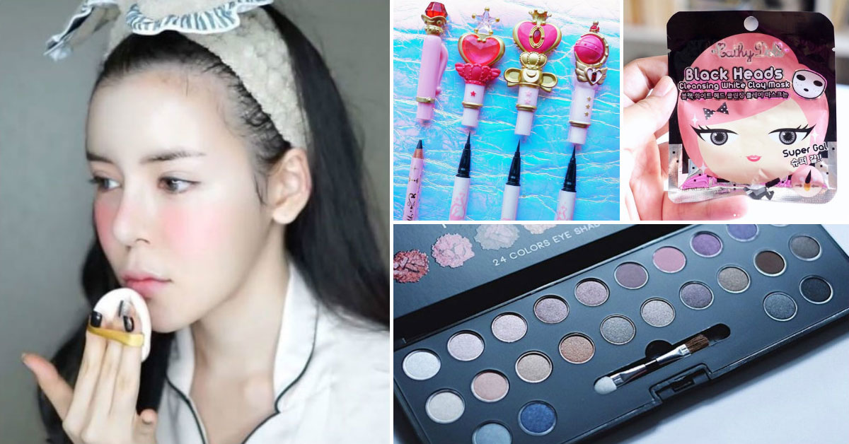 31 Affordable makeup and skincare brands in Bangkok for every makeup guru wannabe