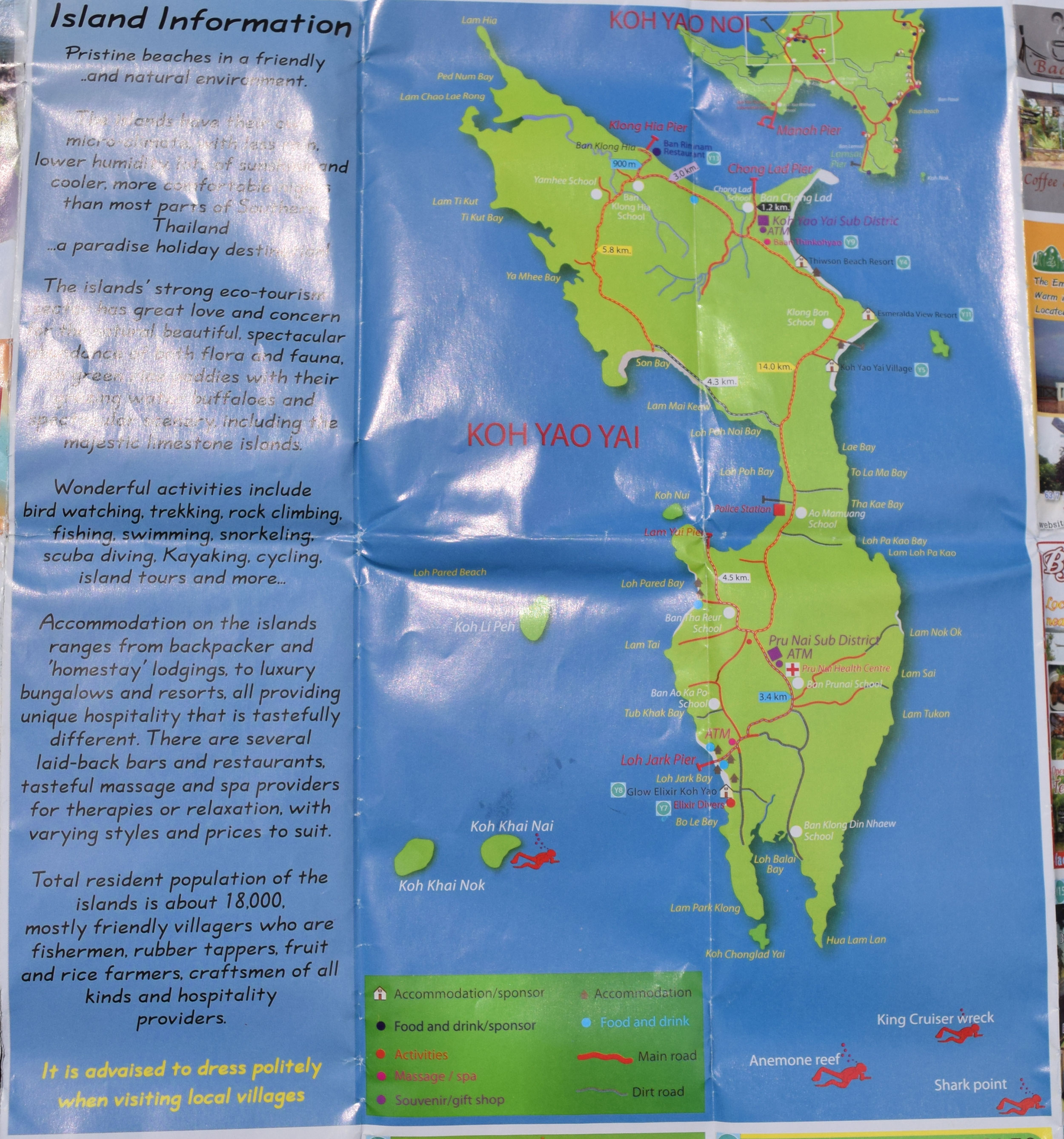 Things To Do On The Magical Island Of Koh Yao Yai The Last Of - Last of us travel map