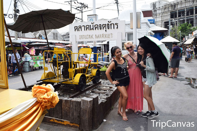 08f07b39 If this is indeed why you choose Bangkok, your trip would never be complete  without the mandatory visit to Chatuchak market!