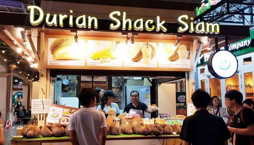 10 places to find local Thai durian and durian desserts in Bangkok