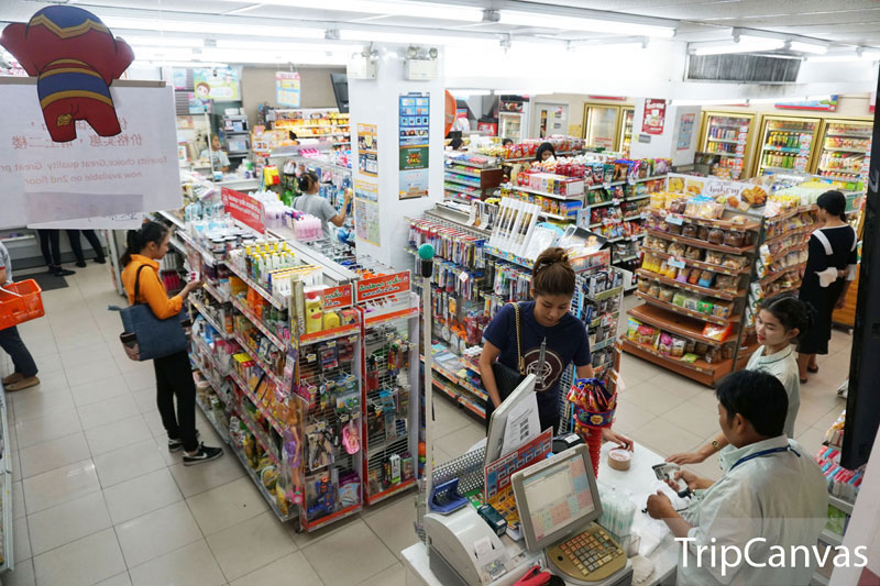 30 interesting must-buy/must-try things in Bangkok's 7-Eleven
