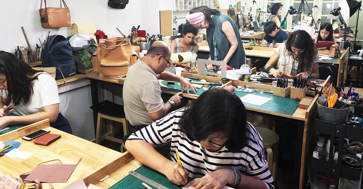 12 fun creative workshops and classes in Bangkok for a