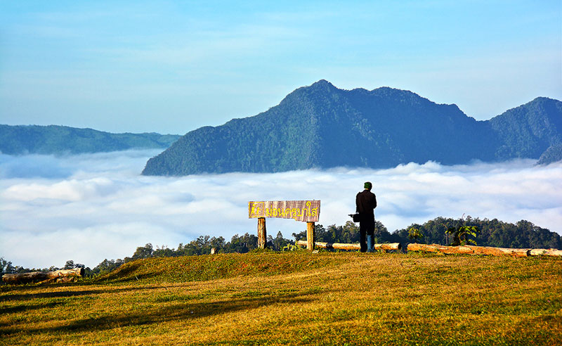17 Best Places To Visit In Thailand To View The Sea Of Clouds