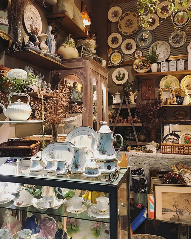 Market Home: 20 Places In Bangkok To Shop For Affordable Furniture And
