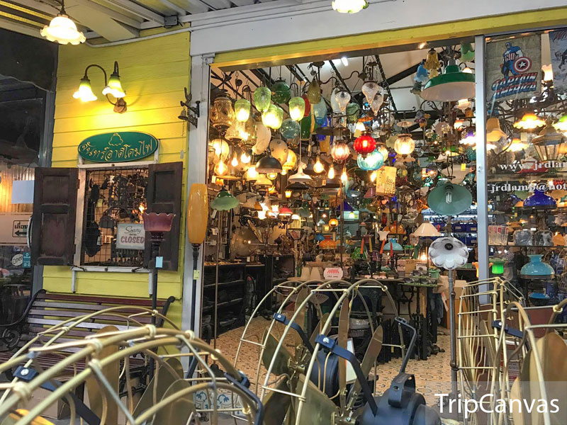 20 places in Bangkok to shop for affordable furniture and homeware