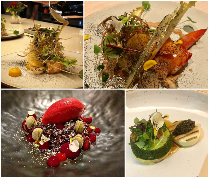 Carte La Thailande Barr.13 Affordable Luxury Fine Dining Restaurants In Bangkok With