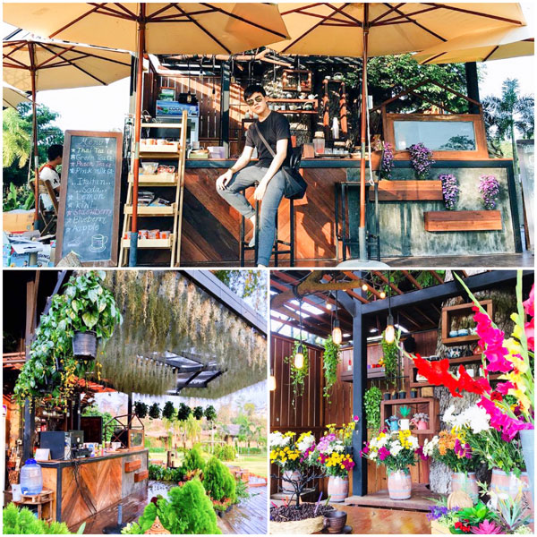 29 Extraordinary Cafes In Chiang Mai Await Including A Waterfall Restaurant Jungle Cafe And Garden Cafe