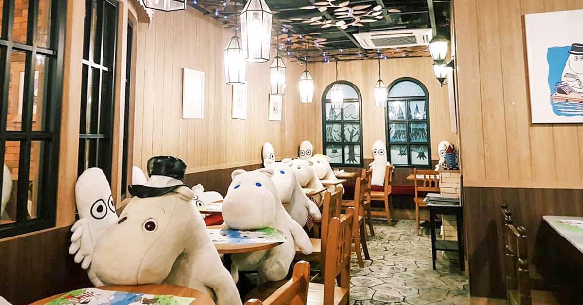 15 Family Friendly Cute Cartoon Themed Cafes Bangkok Thailand To