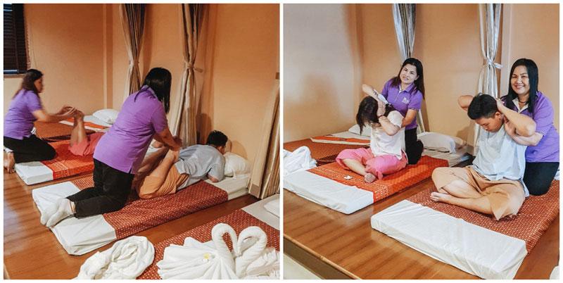 Son Friend Massage Missm Body