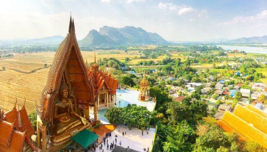 距曼谷2.5小时:惊喜连连的泰国北碧府23个景点好介绍