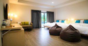 合艾(Hat Yai)购物天堂酒店: 15个Lee Gardens与Kim Yong Market附近超值四人房住宿