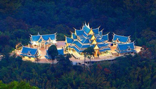 去泰国不要只会拜四面佛!22个必去的隐藏版特色寺庙,你去过了几个?